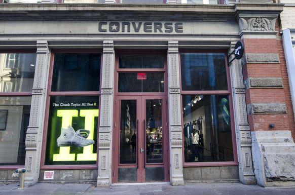 New York Läden