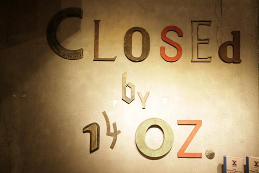 l den closed by 14 oz berlin. Black Bedroom Furniture Sets. Home Design Ideas