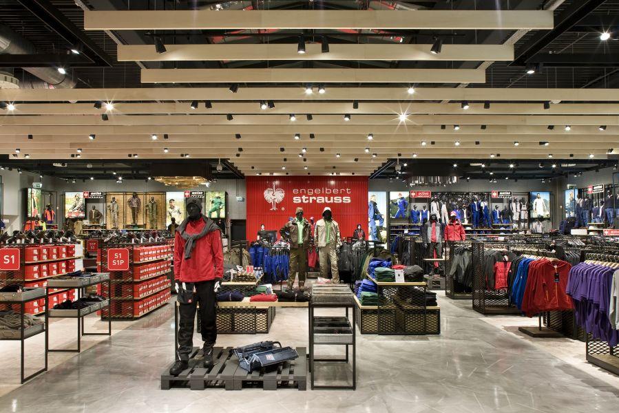 Läden: Engelbert Strauss, Hockenheim