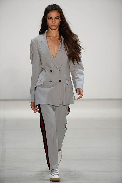Sporty Suit. Band of Outsiders