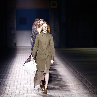 London Fashion Week: Mulberry F/S 2017