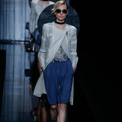 Mailand Fashion Week: Giorgio Armani F/S 2017