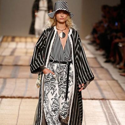 Mailand Fashion Week: Etro F/S 2017