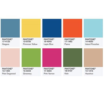 Trends Pantone Die Farben Des Fr 252 Hjahrs 2017