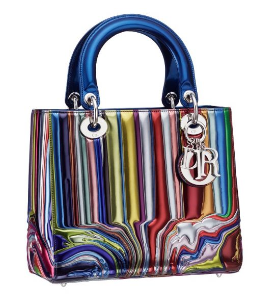 Dior Lady Art by Ian Davenport