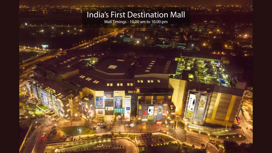 DLF-Mall-of-India, Mapic Awards 2016 Finalists - Best Retailtainment Concept