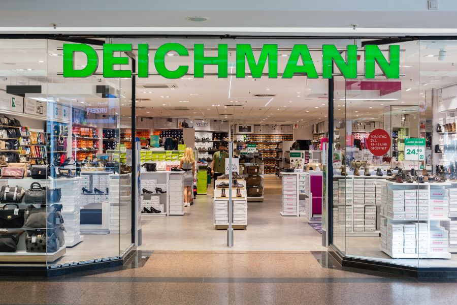 Deichmann, Mapic Awards 2016 Finalists - Retailer of the Year