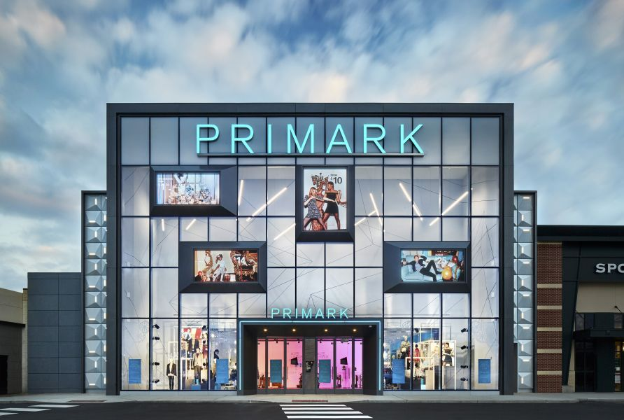 Primark, Mapic Awards 2016 Finalists - Retailer of the Year