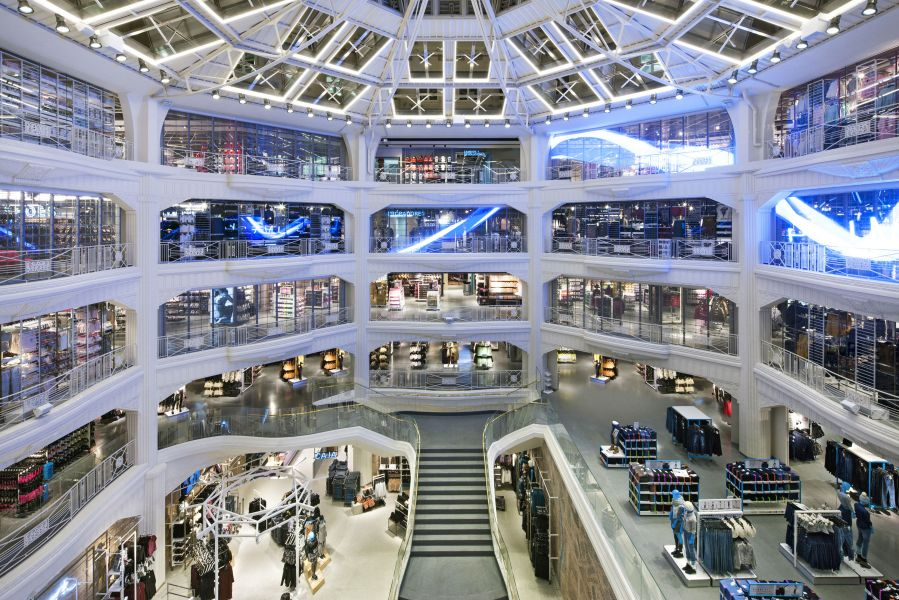 Primark, Mapic Awards 2016 Finalists - Best Retail Store Design