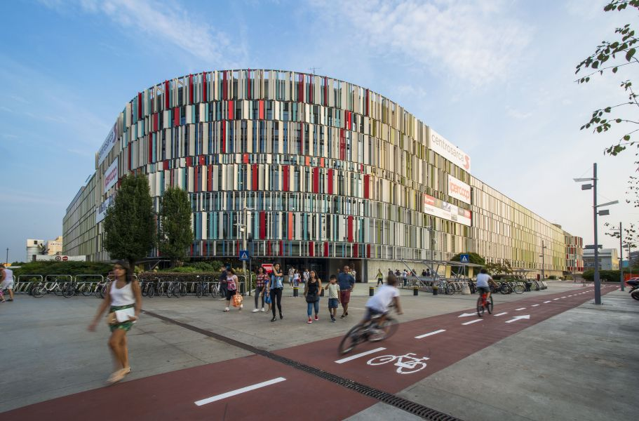 Sarca Shopping Center, Mapic Awards 2016 Finalists - Best Redeveloped Shopping Centre
