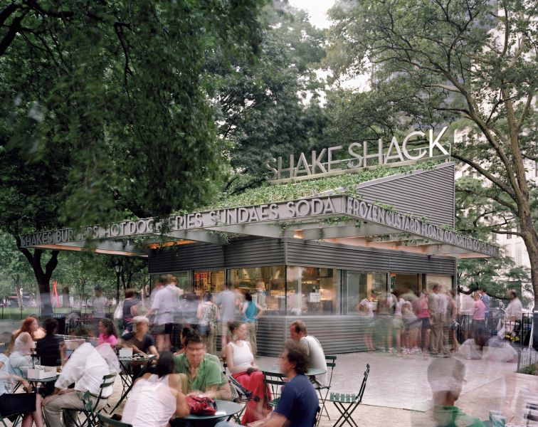 Shake Shack Madison Square Park, Mapic Awards 2016 Finalists - Best Retail Global Expansion