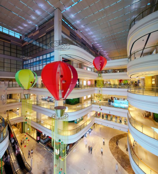 Wuhan-Mall-City, Mapic Awards 2016 Finalists - Best Redeveloped Shopping Centre