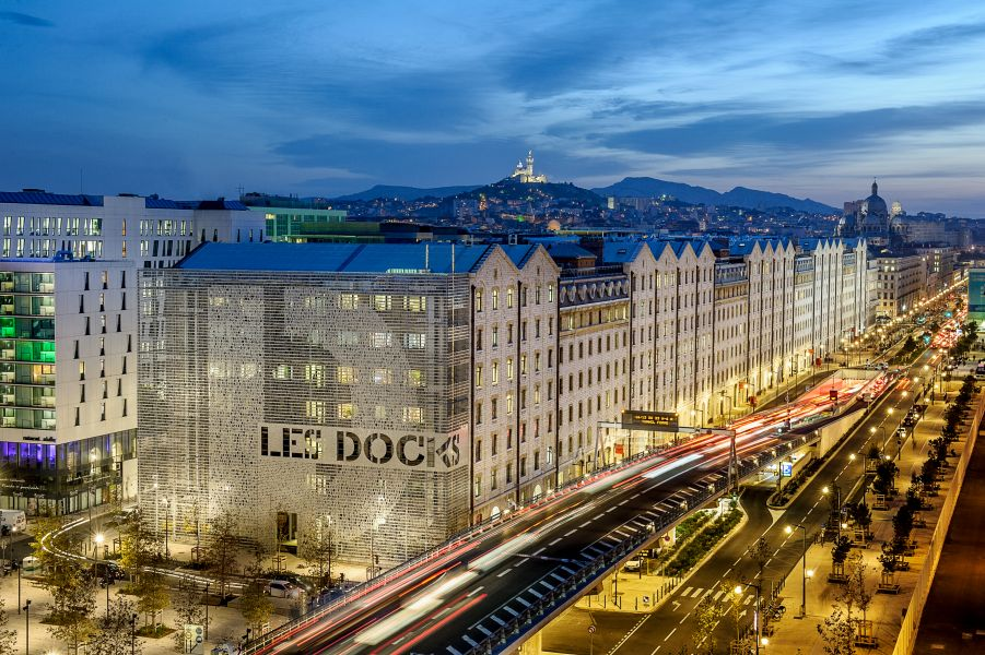Les-Docks-Village, Mapic Awards 2016 Finalists - Best Retail Urban Project