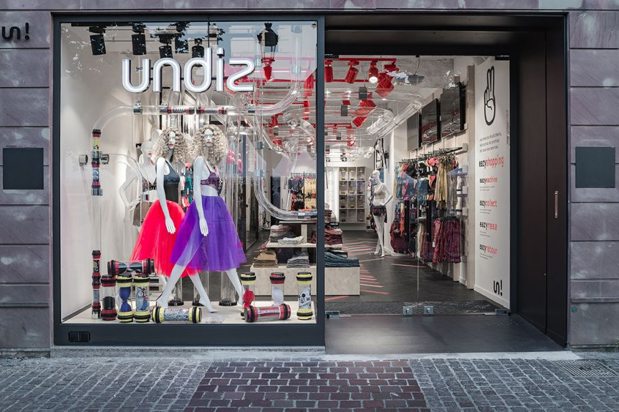 Undiz, Mapic Awards 2016 Finalists - Best Retailtainment Concept