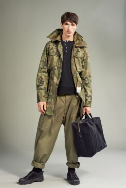 Peak Performance x Nigel Cabourn
