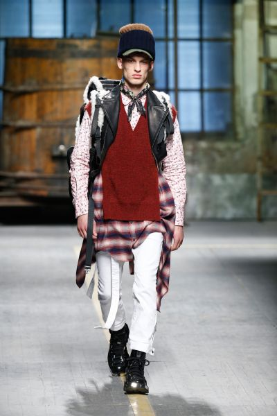 Vagabund. Dsquared2