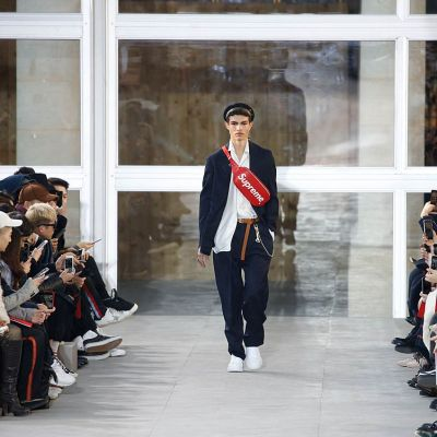 Paris Fashion Week Men's: Louis Vuitton H/W 2017/18