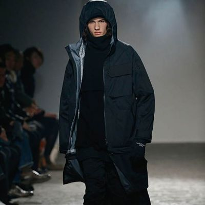Paris Fashion Week Men's: White Mountaineering H/W 2017/18