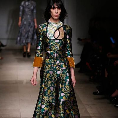 London Fashion Week: Erdem H/W 2017/18