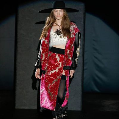 Mailand Fashion Week: Fausto Puglisi H/W 2017/18