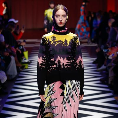 Catwalk: Mailand Fashion Week: Die Top 30 Looks