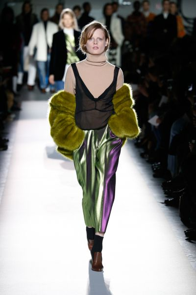 Material Girl. Dries Van Noten