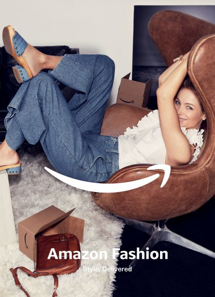 Amazon Fashion-Kampagne
