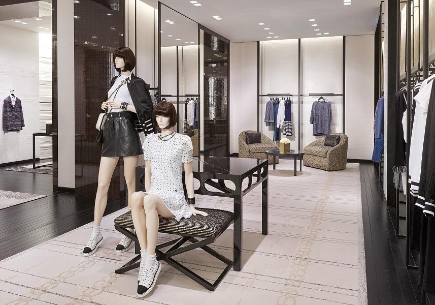 Laden Store Des Tages Chanel In Munchen