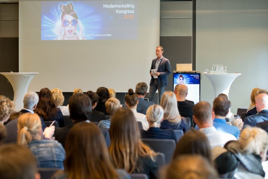 Modemarketing Kongress, Frankfurt am Main