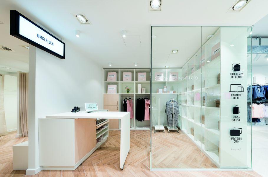 unternehmen orsay startet neuen store mit neuem business modell. Black Bedroom Furniture Sets. Home Design Ideas