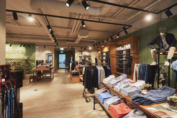 Store des Tages: Elsbach Denim Library, Sylt