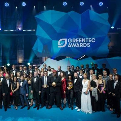 Fotogalerie: GreenTec Awards 2017