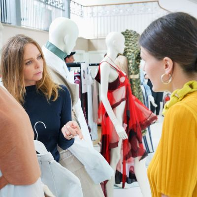 Designer for Tomorrow : Kollektionssichtung mit Stella McCartney