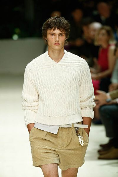 Cord, cool. Salvatore Ferragamo