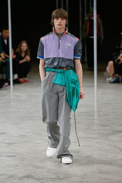 Sporty Slacker. Lanvin