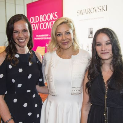 Swarovski-Talk: Starke Frauen on Stage
