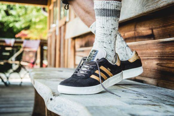 Turnschuh zum Oktoberfest: Adidas Originals lanciert Wiesn