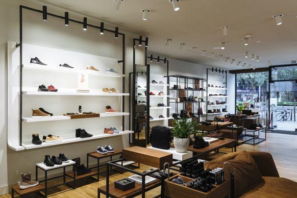 Läden: Store des Tages: Ecco in Berlin