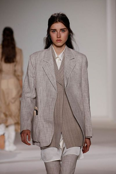 Tailoring Tradition. Victoria Beckham