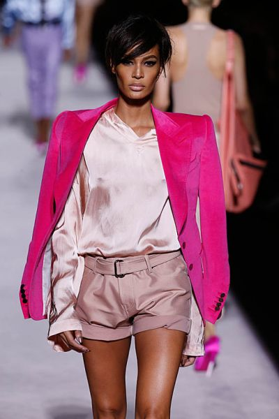 Pink Power. Tom Ford