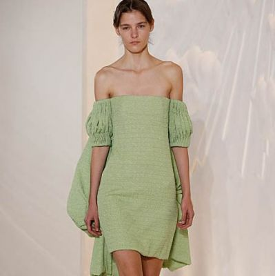 London Fashion Week: Emilia Wickstead F/S 2018