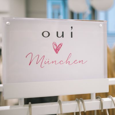Oui: Party zum Storeopening in München