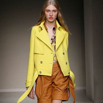 Mailand Fashion Week: Trussardi F/S 2018