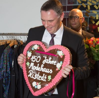 150 Jahre Ristedt: Prominente Party in Bremen