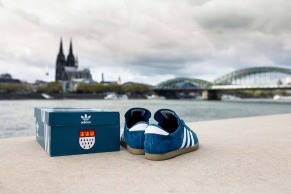 Adidas Originals mit Köln Sneaker: Kölsche Kicks
