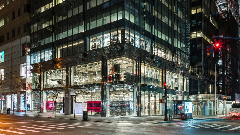 Adidas-Flagship-Store in New York