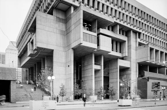 Boston City Hall, Boston, USA