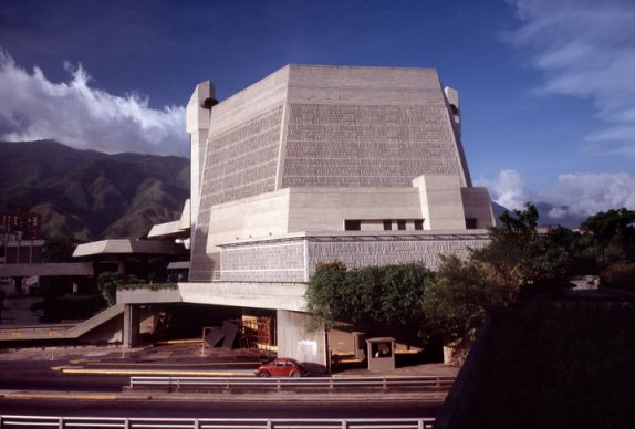 Theater Teresa Carreno, Caracas, Venezuela
