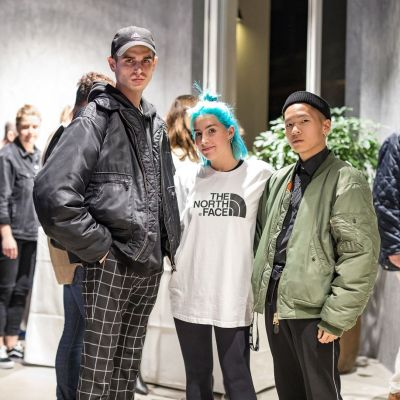 Outdoor meets Streetwear: The North Face Opening in Berlin