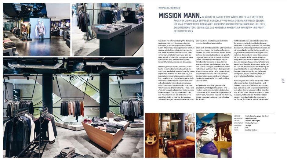 store design book to watch l den 2017. Black Bedroom Furniture Sets. Home Design Ideas